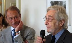 Théo Klein reçoit la Grande Médaille de Paris